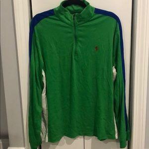 Polo Ralph Lauren long sleeve quarter zip